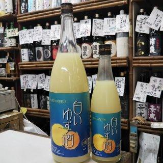 寒紅梅 白いゆず酒(720ML)