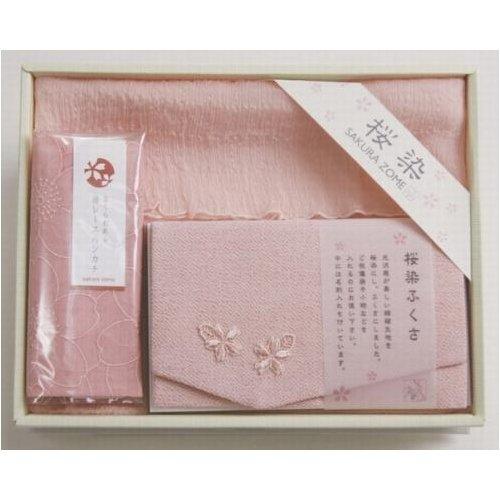 ミヌーシュ・オリジナル 桜染め 3点セット 桜色