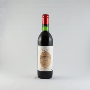 K.S.柏原醸造ワイン 赤辛口 720ml