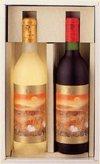 キングセルビー Gセット(仄々ワイン720ml)赤白