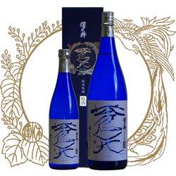澤乃井 純米吟醸蒼天原酒 720ml(小澤酒造)