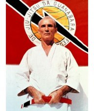 Grand Master Helio Gracie ポスター(18x24インチ)