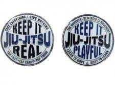 【グレイシー柔術】Keep it Playful コイン
