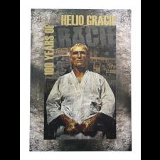 限定品 Helio Gracie 100-Year Art 特大ポスター(27x39インチ)