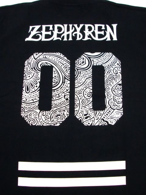 [ZEPHYREN] S/S TEE -REBEL FLAG-3