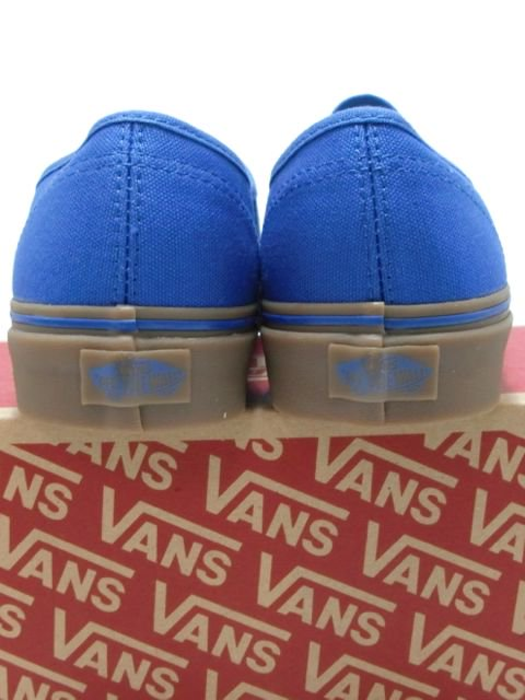 [VANS] AUTHENTIC -GUMSOLE-3