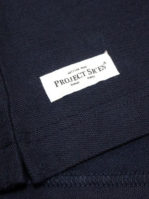 [PROJECT SR'ES] ANOTHER FABRIC POCKET POLO2