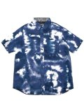 [ZEPHYREN] TIE DYE SHIRTS S/S -Resolve-