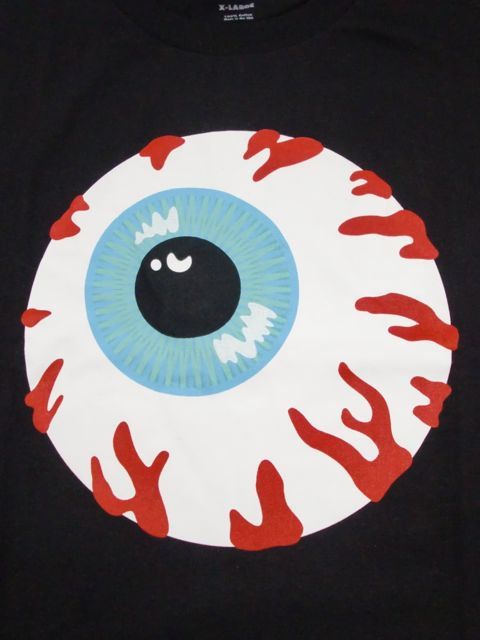 [MISHKA] CLASSIC KEEP WATCH TEE1