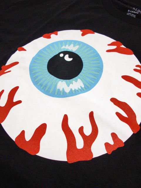 [MISHKA] CLASSIC KEEP WATCH TEE2