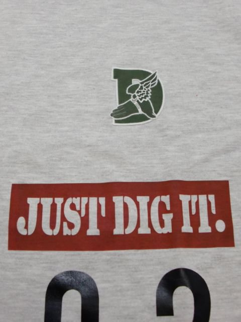 [MANIC DEE] JUST DIG IT. GAMES 1992 TEE1