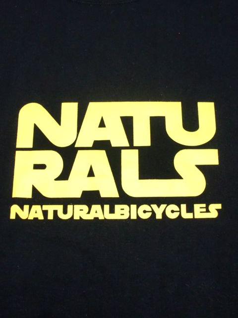 "[NATURAL BICYCLE] Cotton T ""NATURALS""1"
