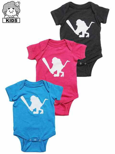 [SANTASTIC! KIDS] BAT SARU ROMPERS