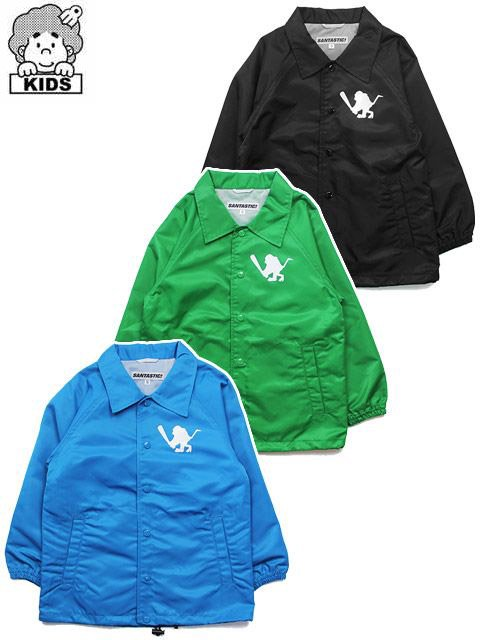 [SANTASTIC! KIDS] COACH JACKET1