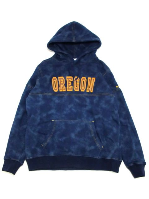 [COLUMBIA] BIG BLUE PASS PATTERNED HOODIE