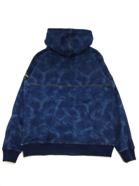 [COLUMBIA] BIG BLUE PASS PATTERNED HOODIE3