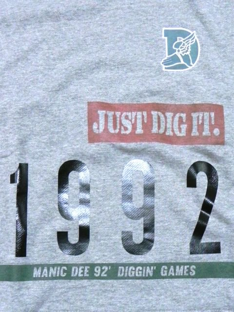 [MANIC DEE] JUST DIG IT. 1992 LIGHT CREW SWEAT1