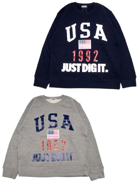 [MANIC DEE] USA 1992 LIGHT CREW SWEAT