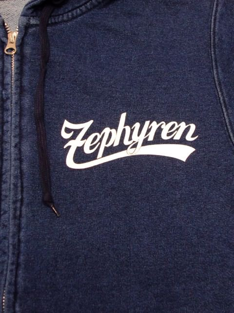 [ZEPHYREN] HEAVY WEIGHT ZIP PARKA -BEYOND-1