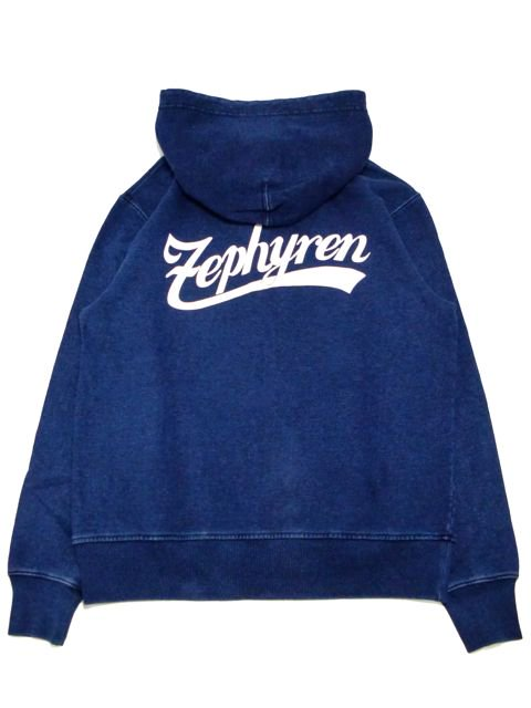 [ZEPHYREN] HEAVY WEIGHT ZIP PARKA -BEYOND-2