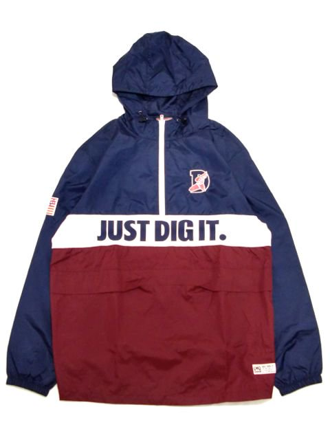 [MANIC DEE] JUST DIG IT. SEPARATE ANORAK NYLON JACKET