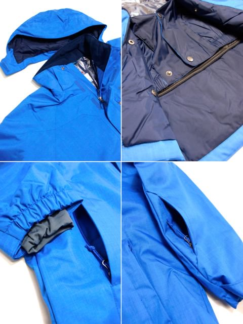 [COLUMBIA] ALPINEl ACTION JACKET3