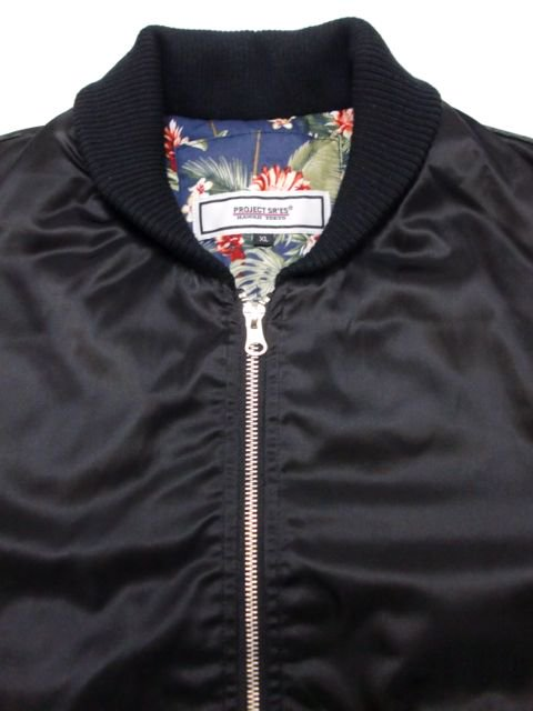 [PROJECT SR'ES] CONVERSION ALOHA MA1 JKT(BK)1