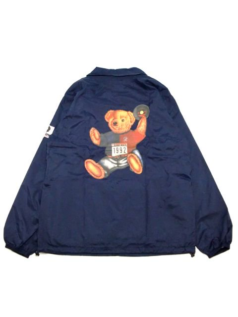 [MANIC DEE] JUST DIG IT. 45 BEAR COACH JACKET2