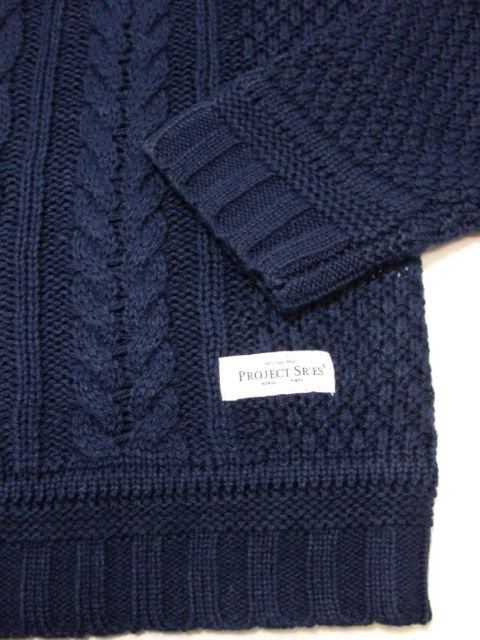 [PROJECT SR'ES] HEAVY WEIGHT CABLE KNITWEAR2