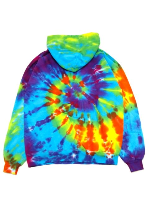 [MISHKA] PEACE KEEP WATCH GID PULLOVER HOOD3