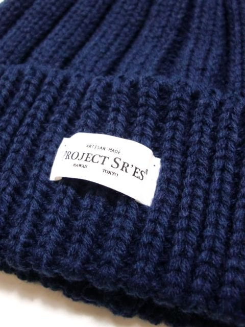 [PROJECT SR'ES] COLOR RIB KNIT BEANIE2