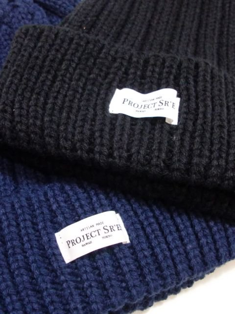 [PROJECT SR'ES] COLOR RIB KNIT BEANIE3