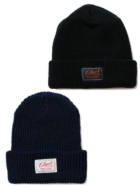 [CLUCT] NIGHTWATCH BEANIE