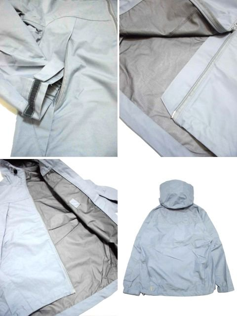 "[NATURAL BICYCLE] Nylon Mountain Parka ""Refrecter""(GR)3"