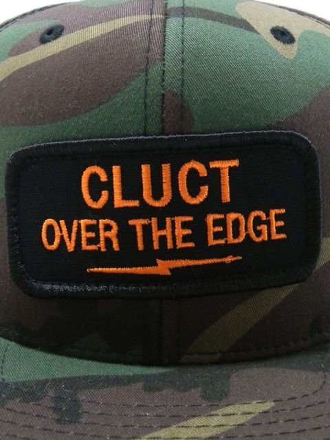 [CLUCT] OVER THE EDGE SNAPBACK(CA)1