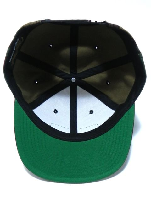 [CLUCT] OVER THE EDGE SNAPBACK(CA)3