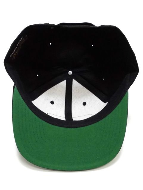 [CLUCT] OVER THE EDGE SNAPBACK(BK)3