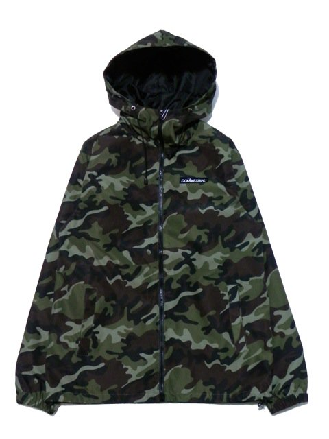 [DOUBLE STEAL] Camouflage Parka(KH)