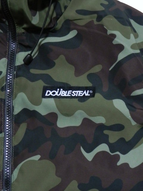 [DOUBLE STEAL] Camouflage Parka(KH)1
