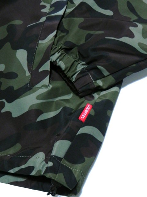 [DOUBLE STEAL] Camouflage Parka(KH)2