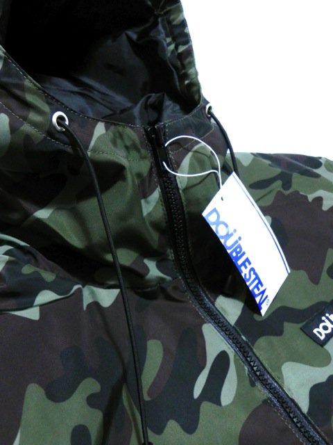 [DOUBLE STEAL] Camouflage Parka(KH)3