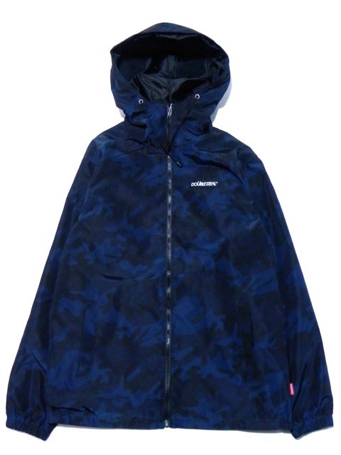 [DOUBLE STEAL] Camouflage Parka(NV)