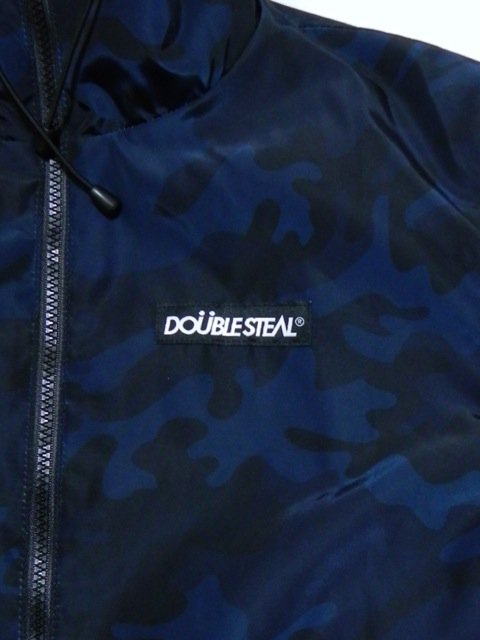 [DOUBLE STEAL] Camouflage Parka(NV)1