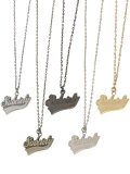 [SUBCIETY] METAL NECKLACE -GLORIOUS-