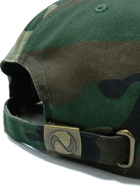 [DOUBLE STEAL] DOUBLE ARROW 6PANEL CAP2