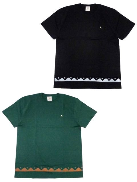 "[NATURAL BICYCLE] Cotton T ""Mount & Moon"""