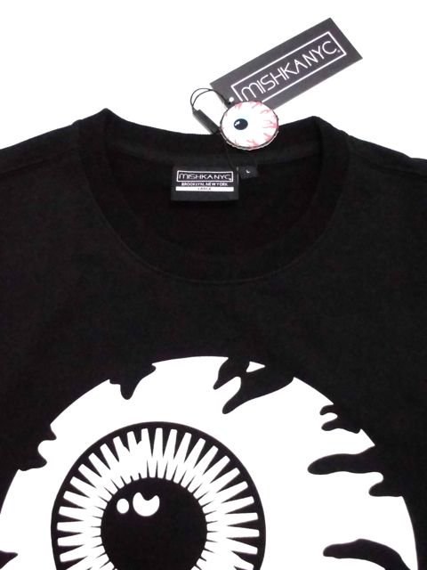 [MISHKA] KEEP WATCH CREWNECK SWEAT w CIGAR POCKET3