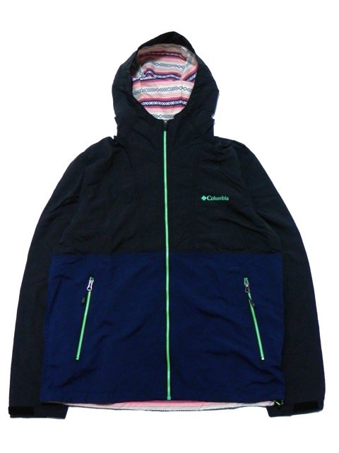 [COLUMBIA] HAZEN PATTERNED JACKET「販路限定モデル」(BK)