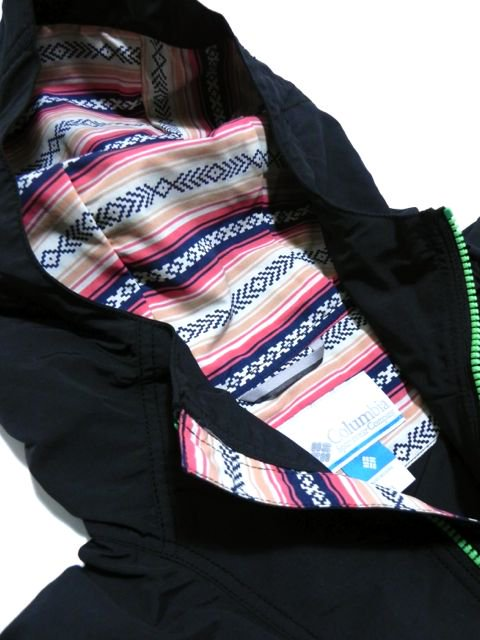 [COLUMBIA] HAZEN PATTERNED JACKET「販路限定モデル」(BK)2