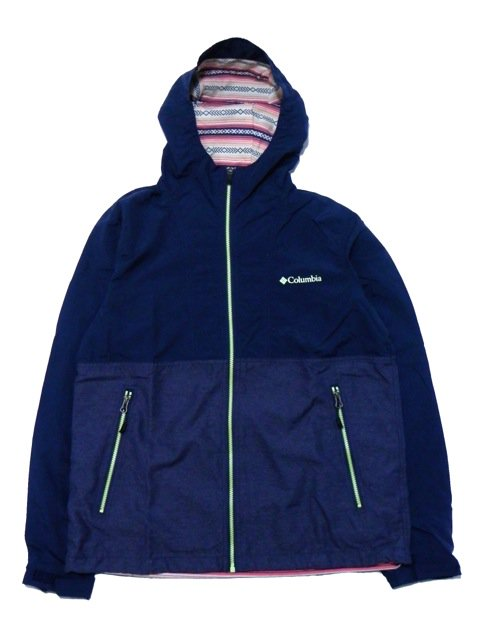 [COLUMBIA] HAZEN PATTERNED JACKET「販路限定モデル」(NV)